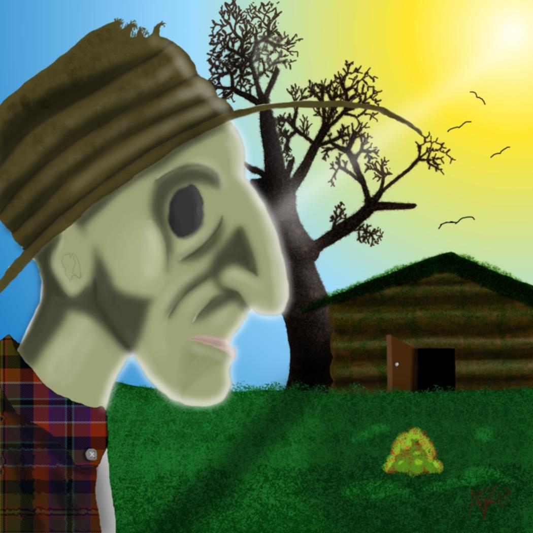 Zombie of the Swamp