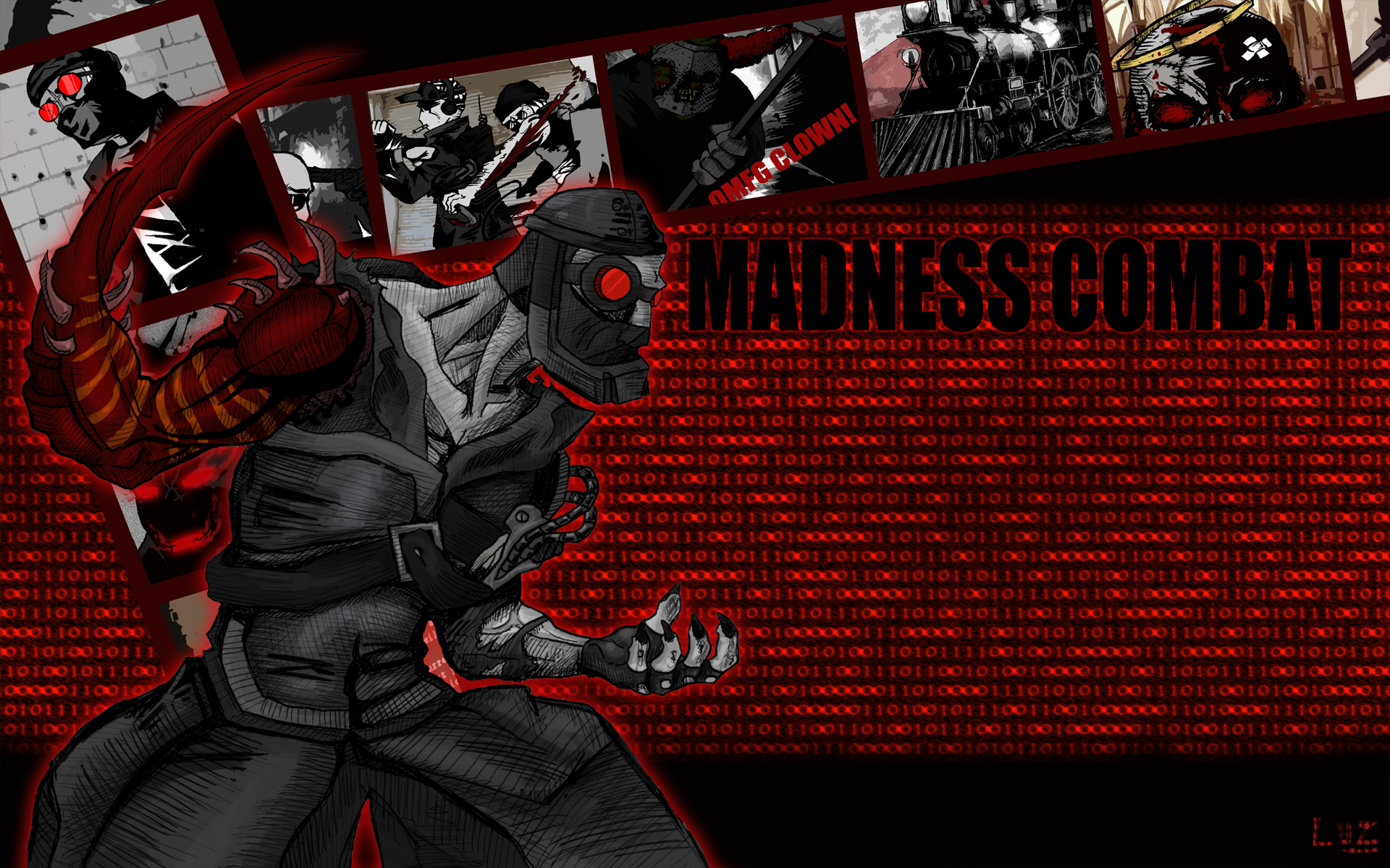 Madness Wallpaper