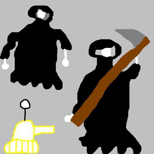 NG Vs. Grim Reaper
