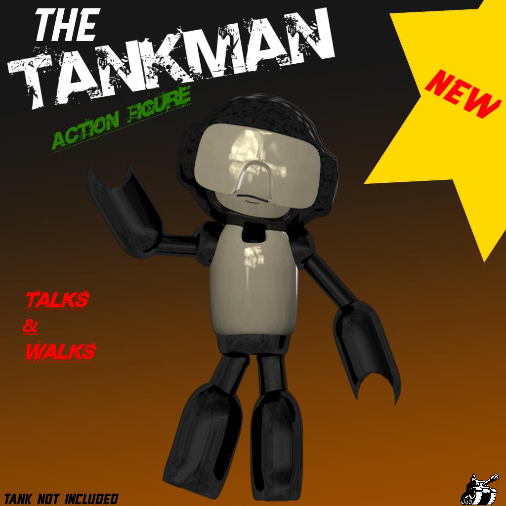 THE TANKMAN ACTION FIGURE