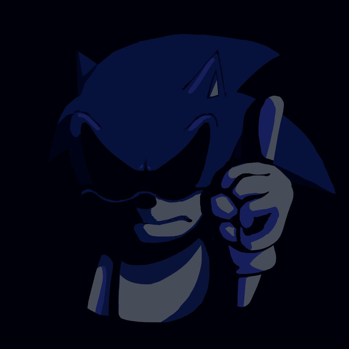 sonic the slightly menacing hedgehog