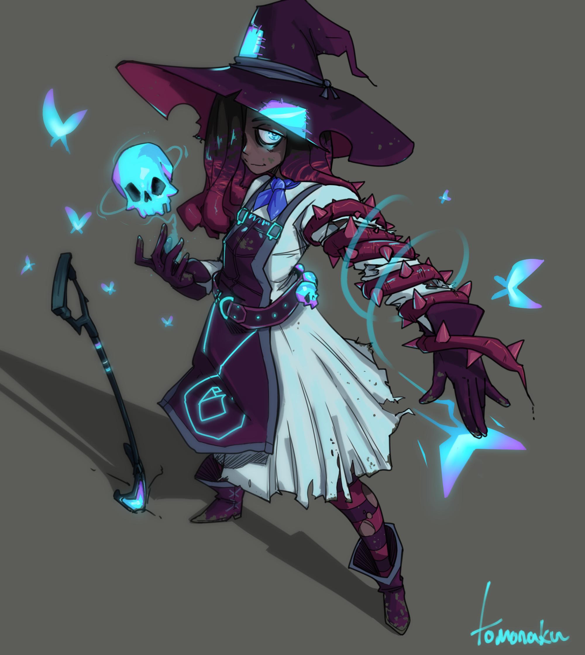 Necromancer Gardener