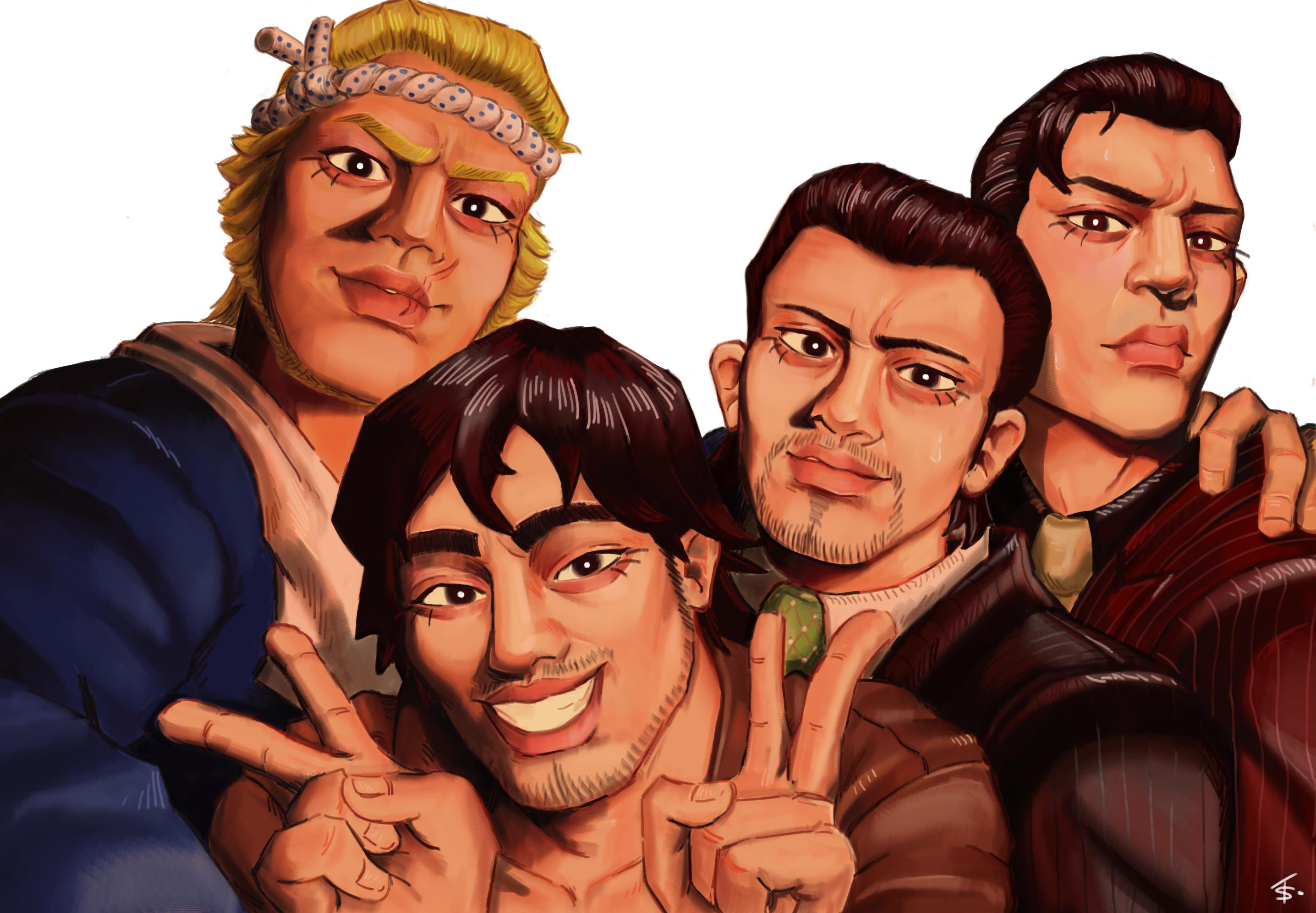 Daigo & Friends