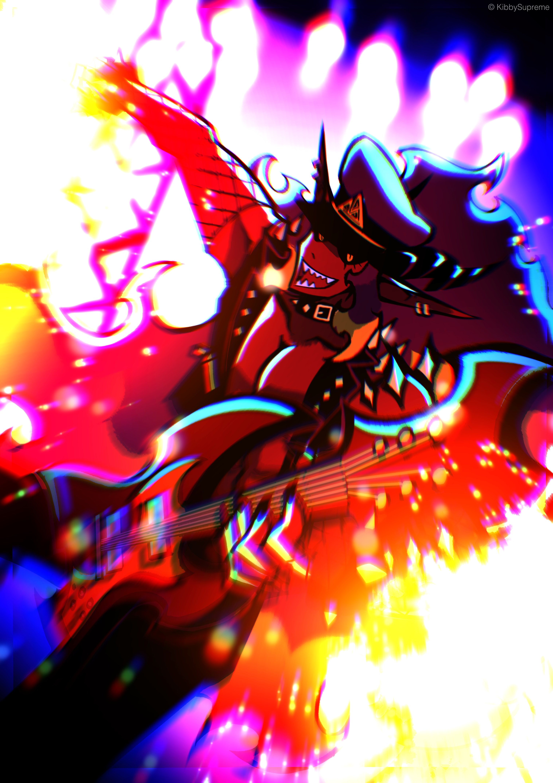 Devil Mayhem - Crash Burnz