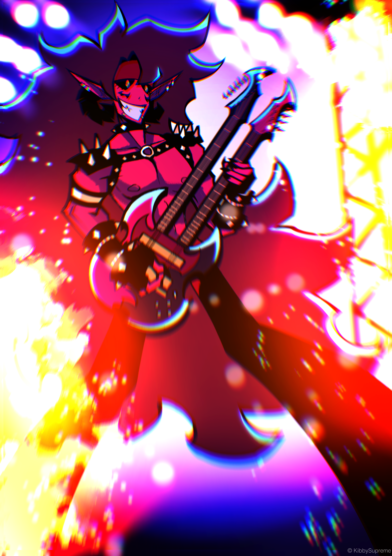 Devil Mayhem - Kikki Sparxx