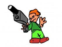 pico's gun