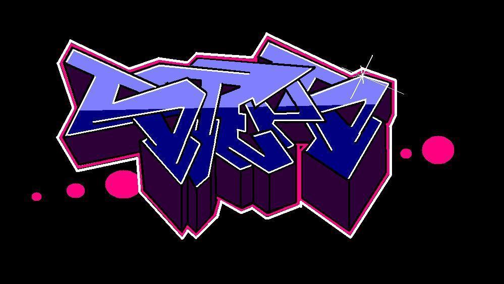 Ms Paint Graffiti 1