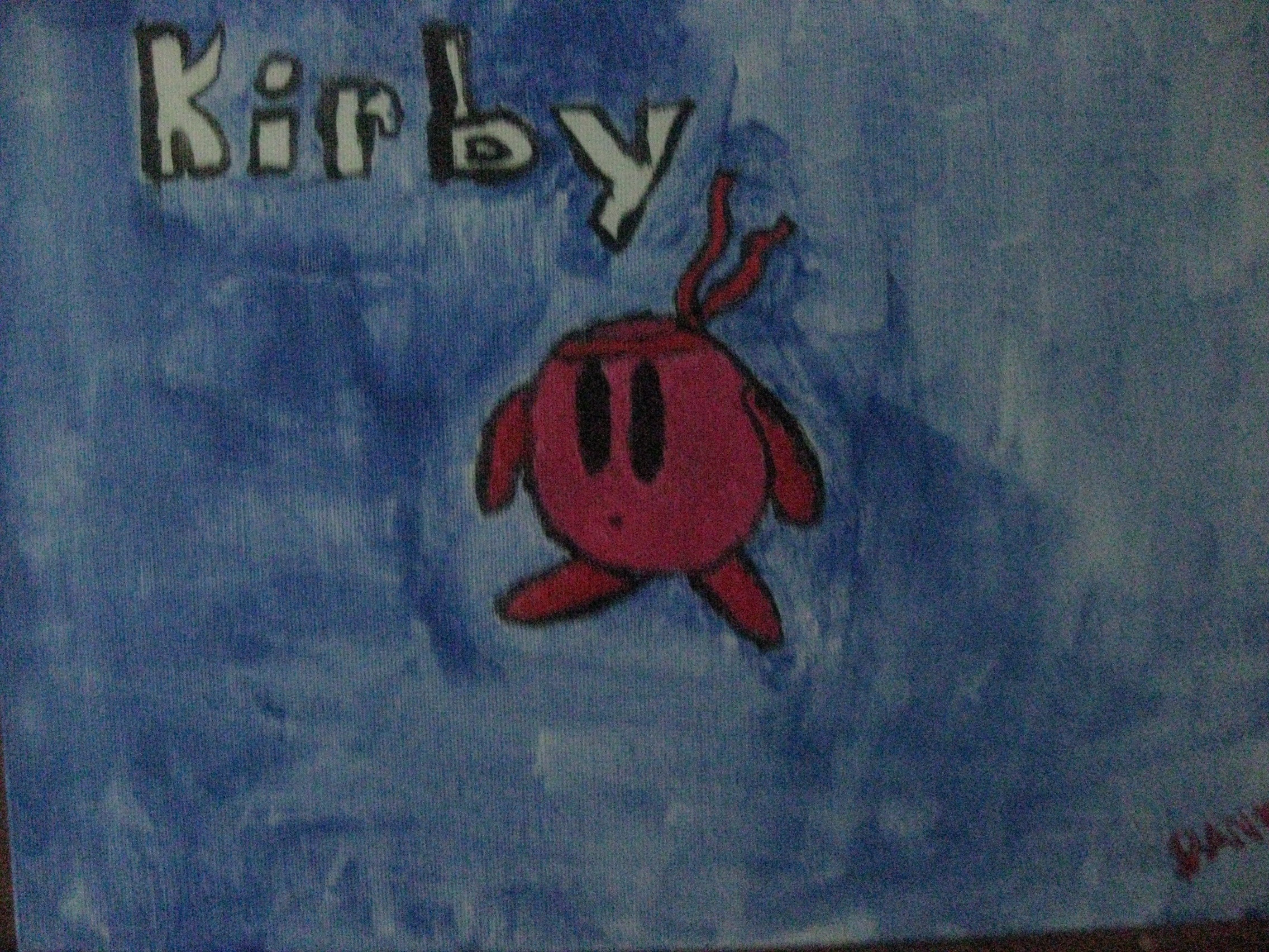 Kirby_In_The_Paint