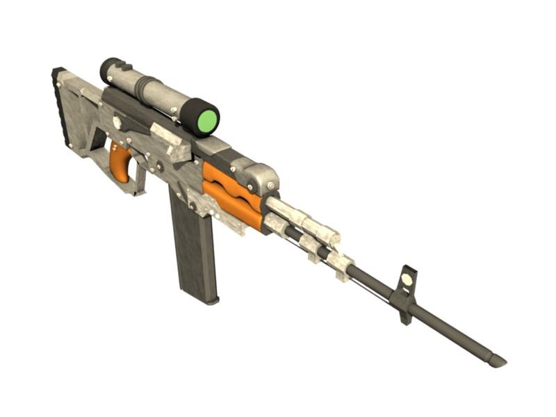 Modified AK47