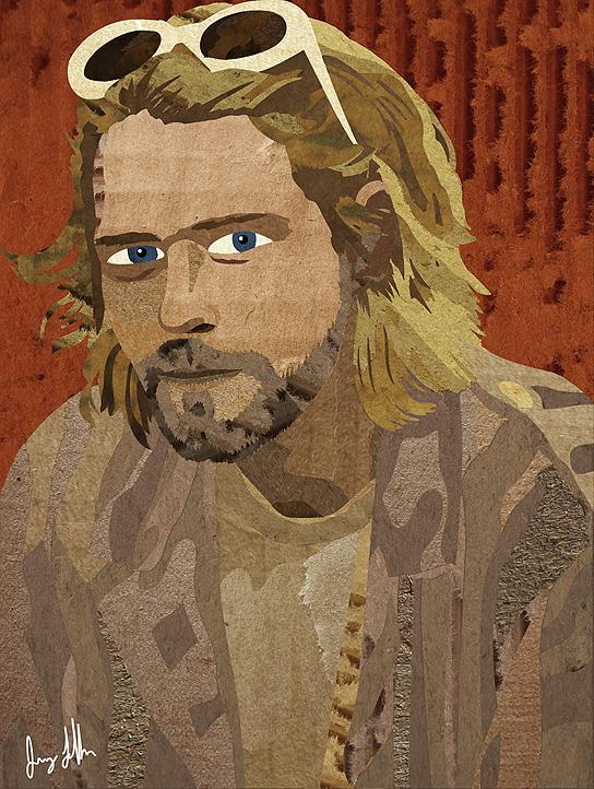 Cardboard Cobain
