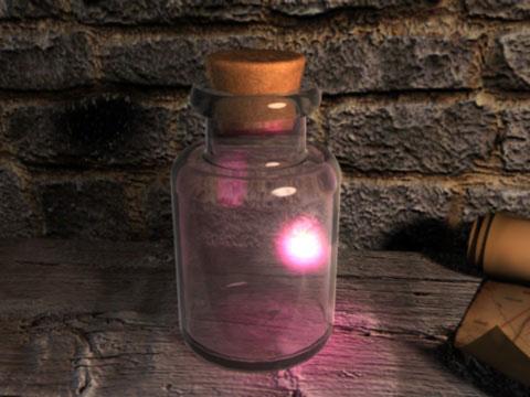 Bottled Fairy