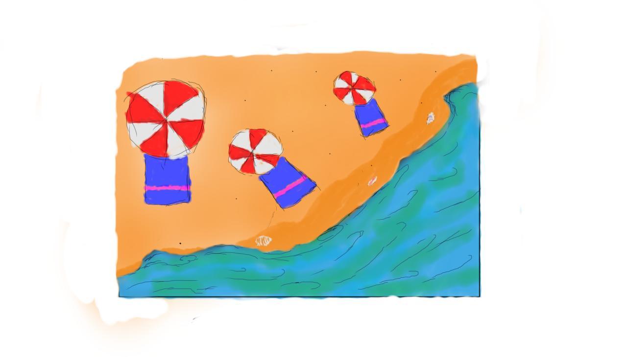 Three Shell Beach