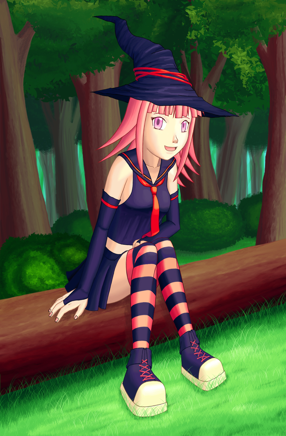 Student Witch