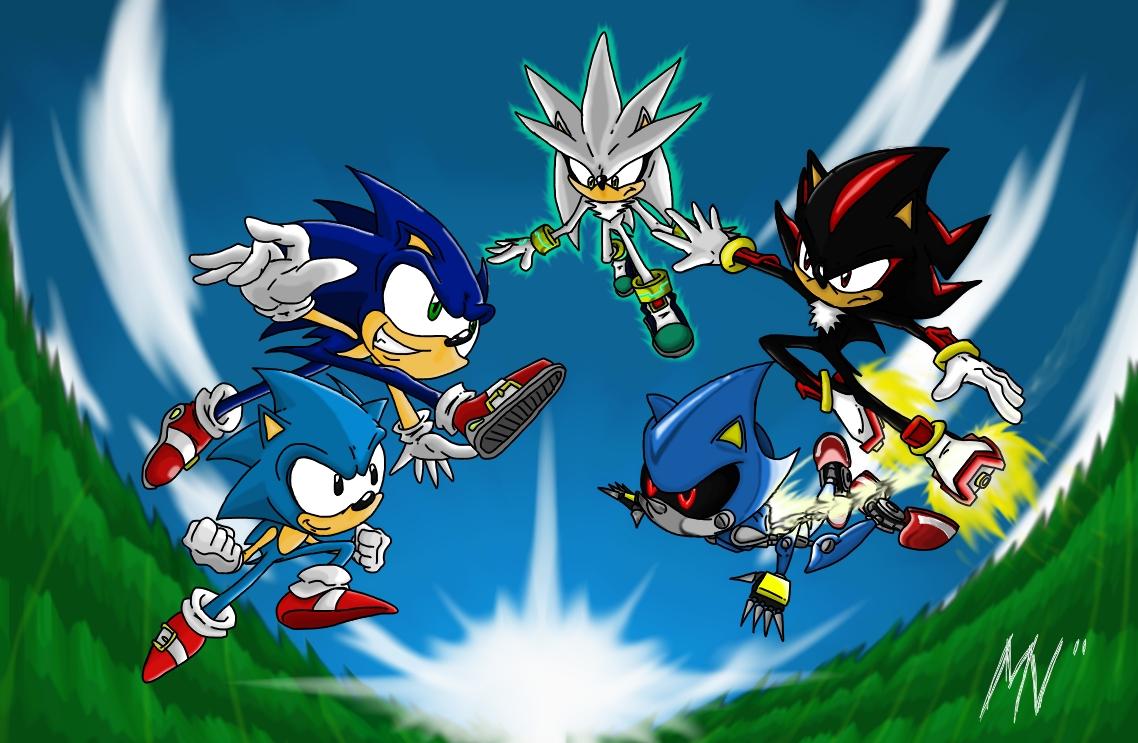 Sonic Generations Showdown