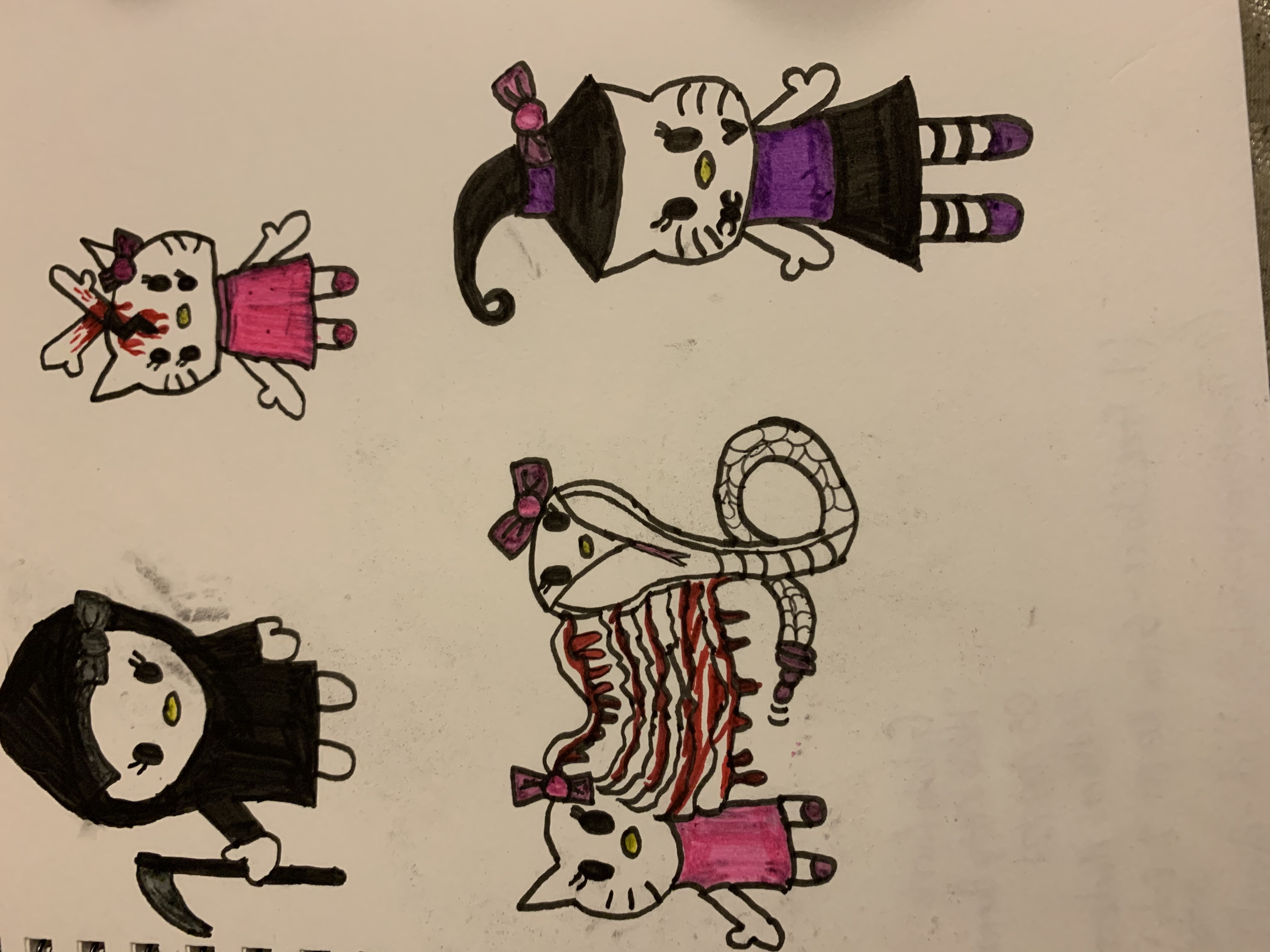 """""""Hello Kitty Horrors"""""""
