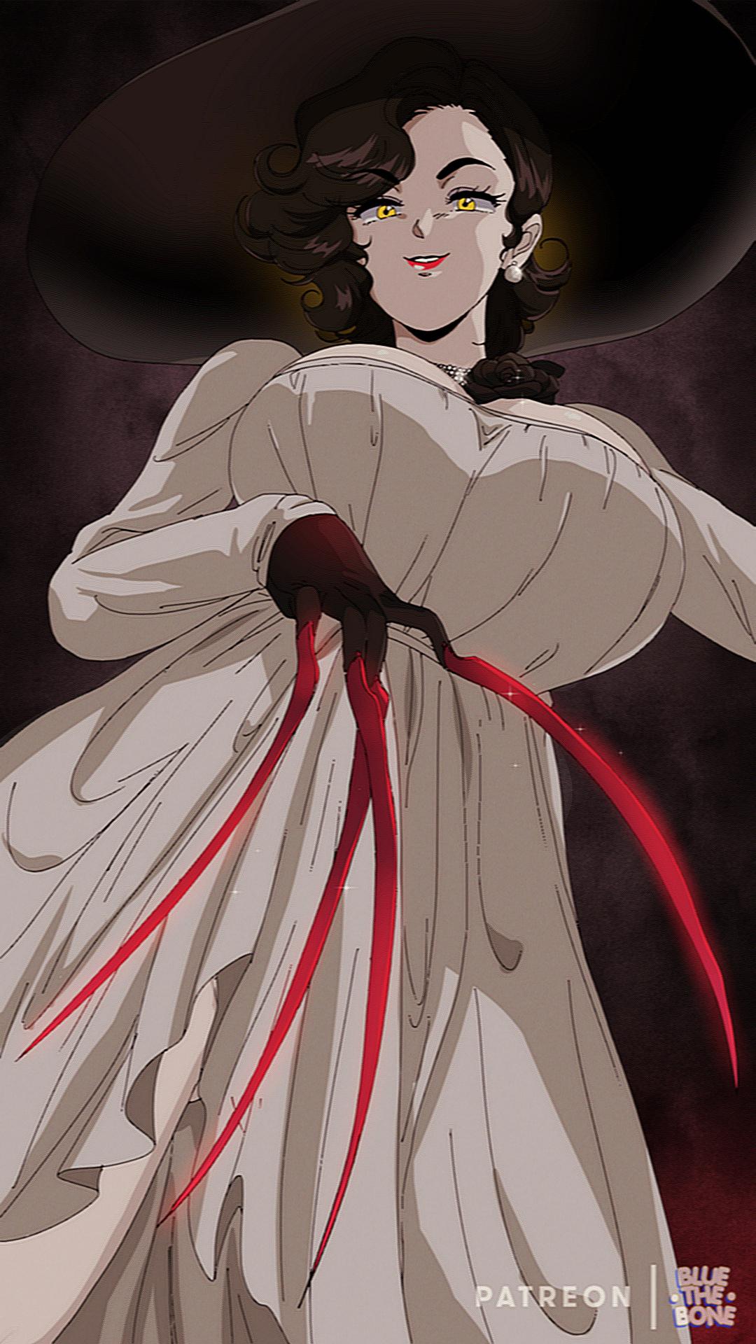 [RETRO] Lady Dimitrescu [RESIDENT EVIL VILLAGE]