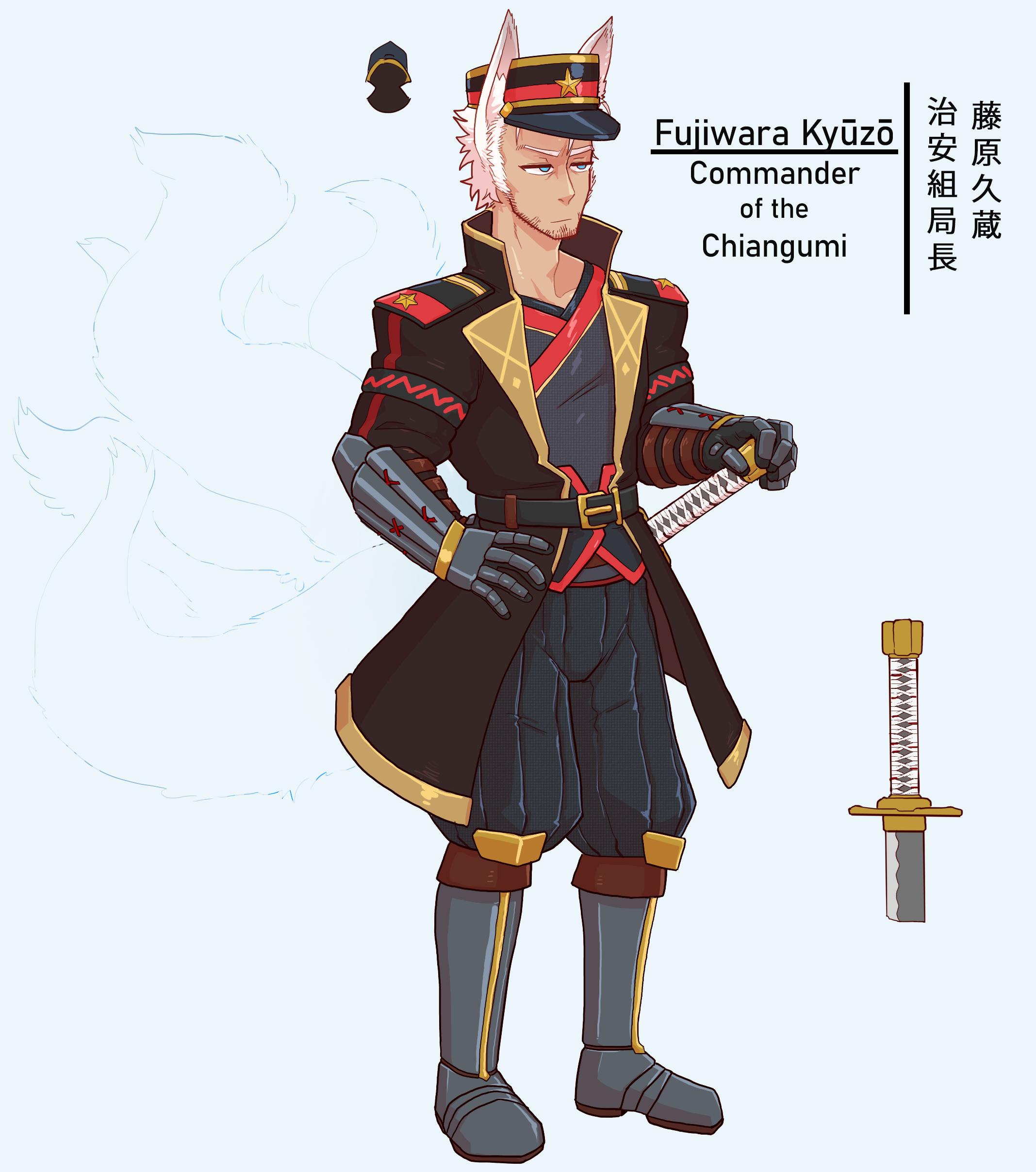 Fujiwara Kyuzou