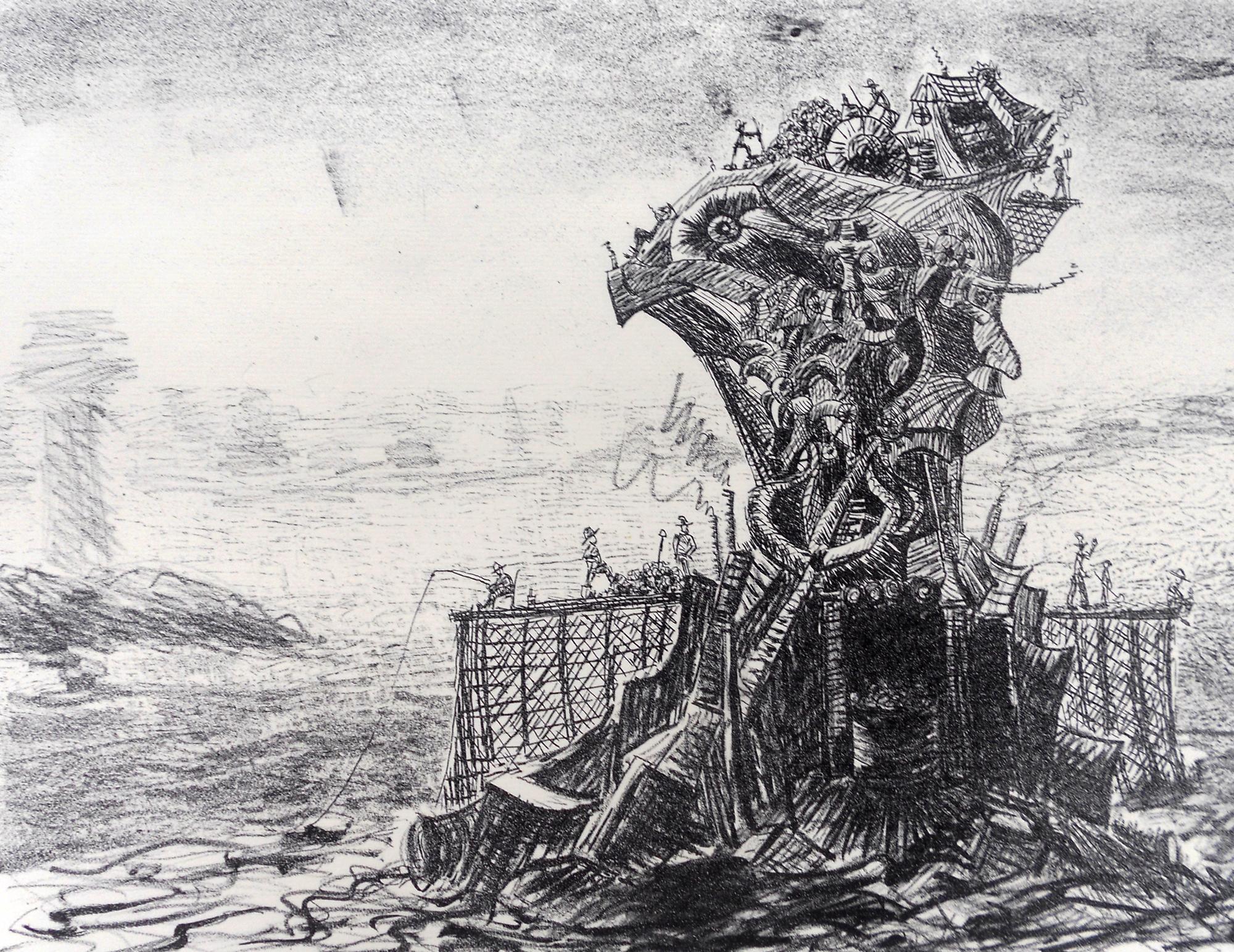 The Trash Sea