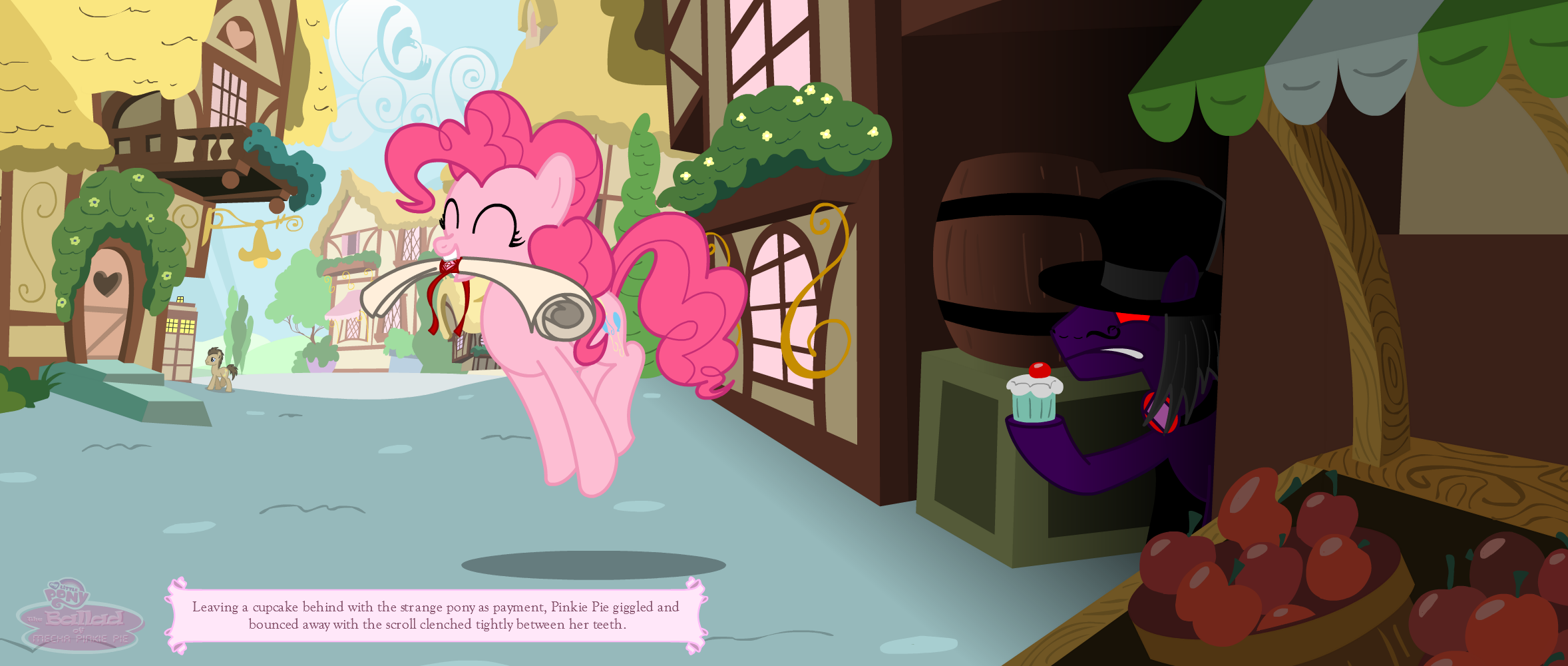 Ballad of Mecha Pinkie Pie 05