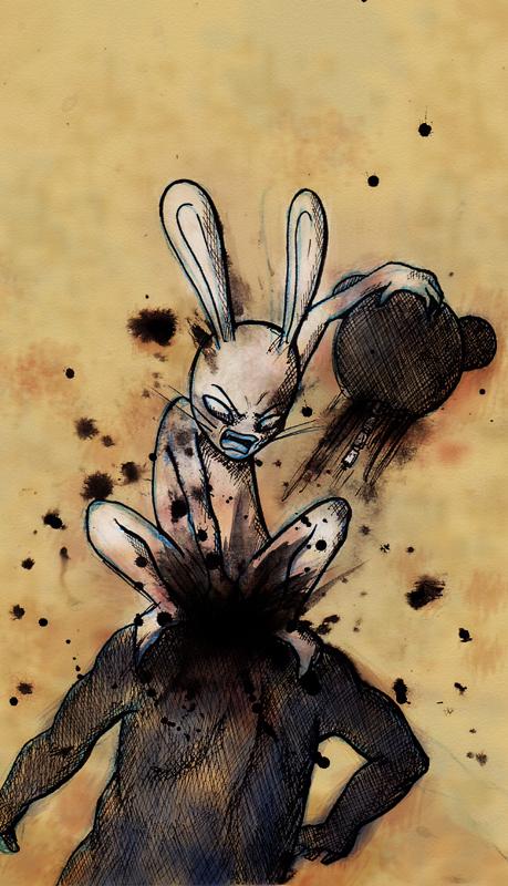 RabbitVSBear