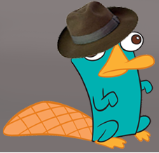 Agent P! edit with real fedora