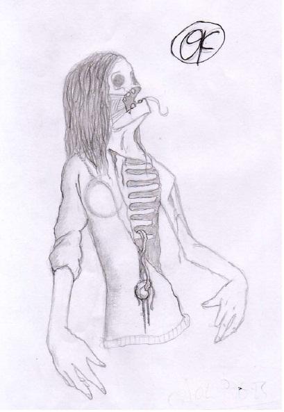 Zombie women