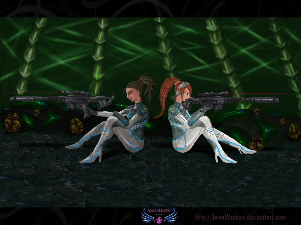 StarCraft: Sarah Kerrigan
