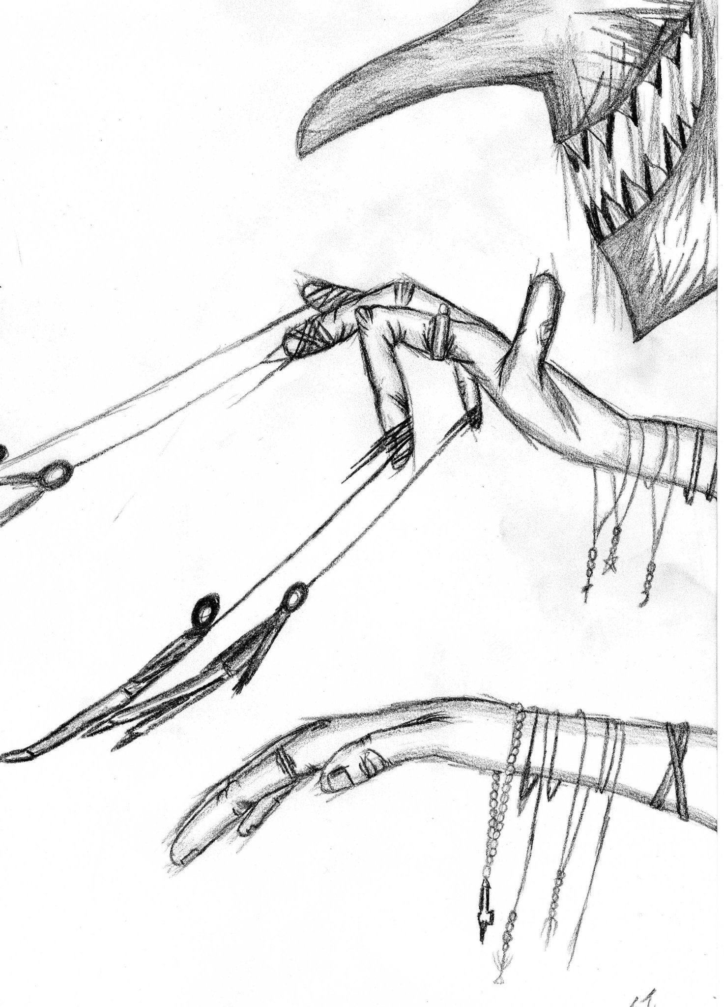 Puppeteer of death