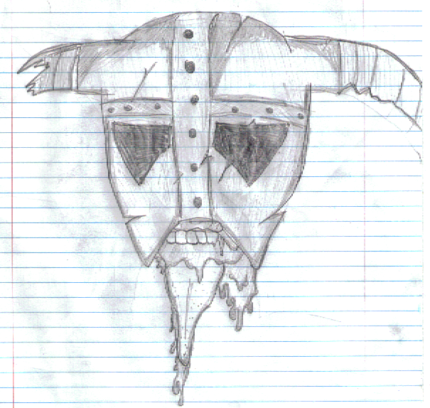 Skyrim undead Warrior