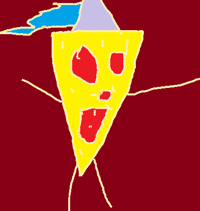 mr. party pizza