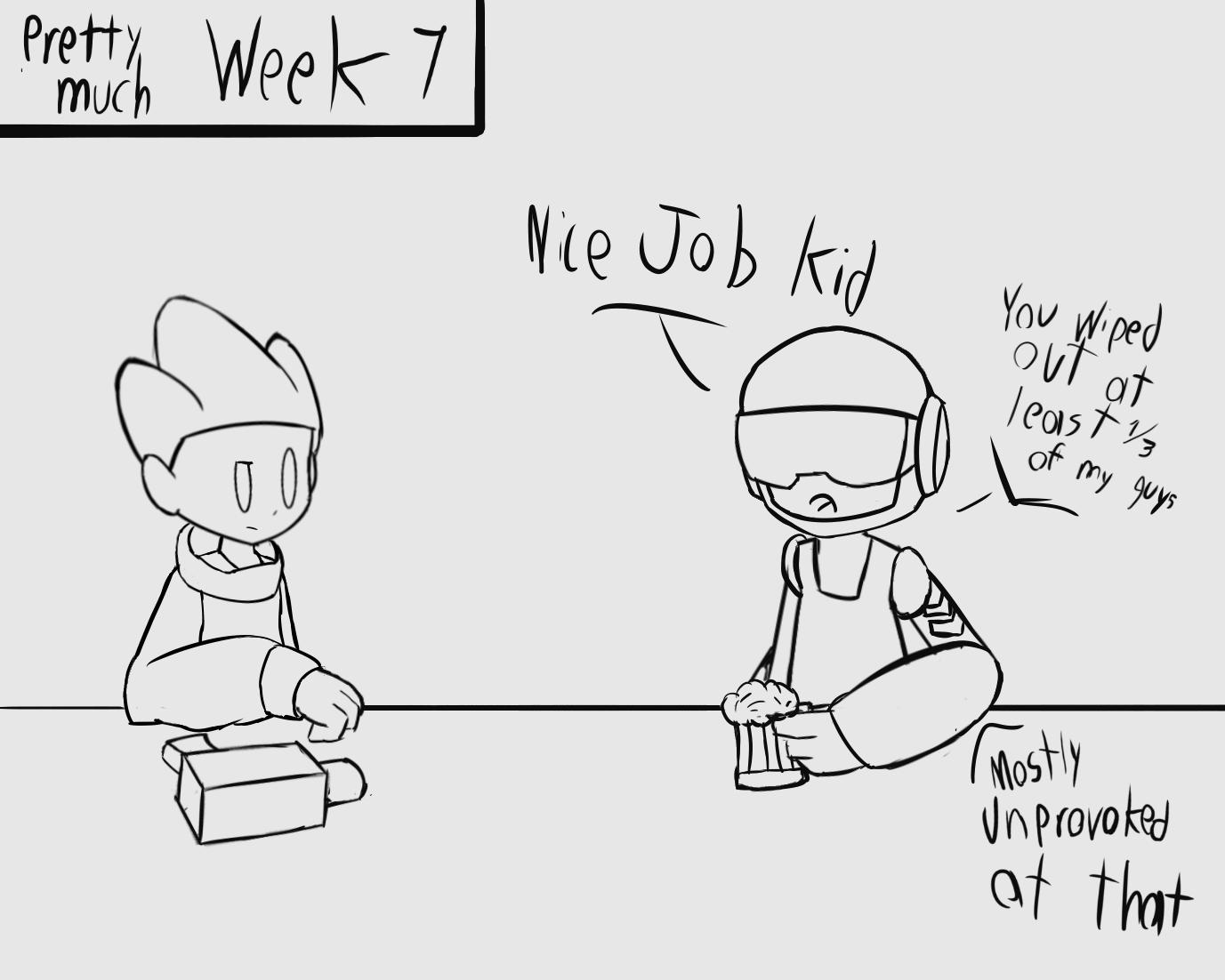 Week 7 Intermission