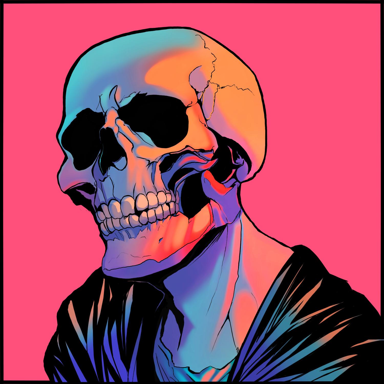 Portrait of Bone