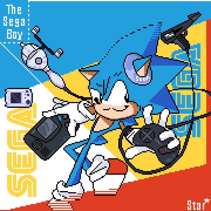 The Sega Boy