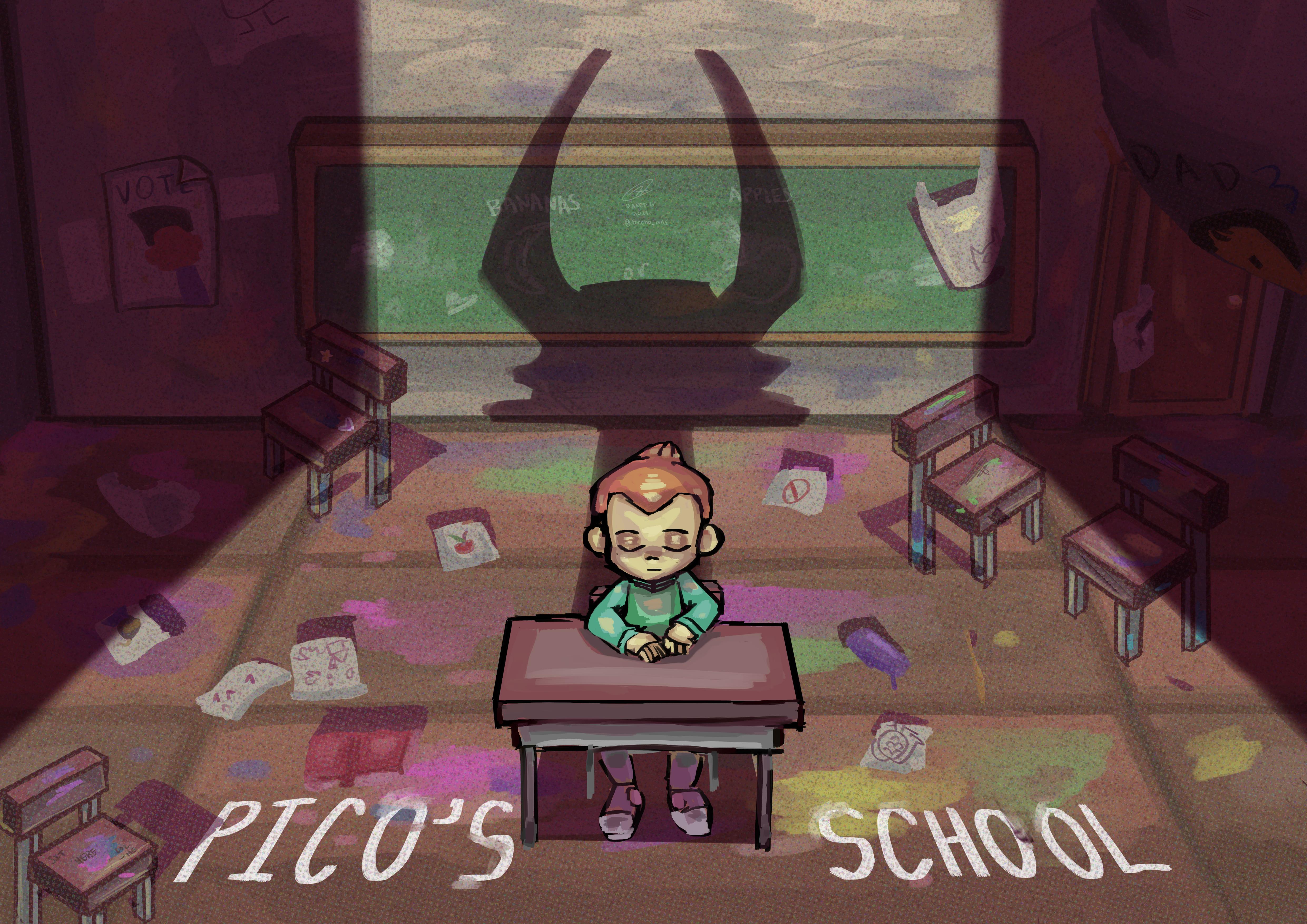 Recess is Over (Pico's School)