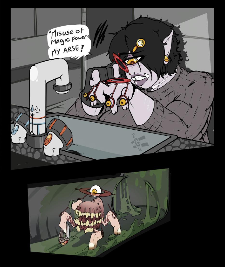 Necromantic uses...