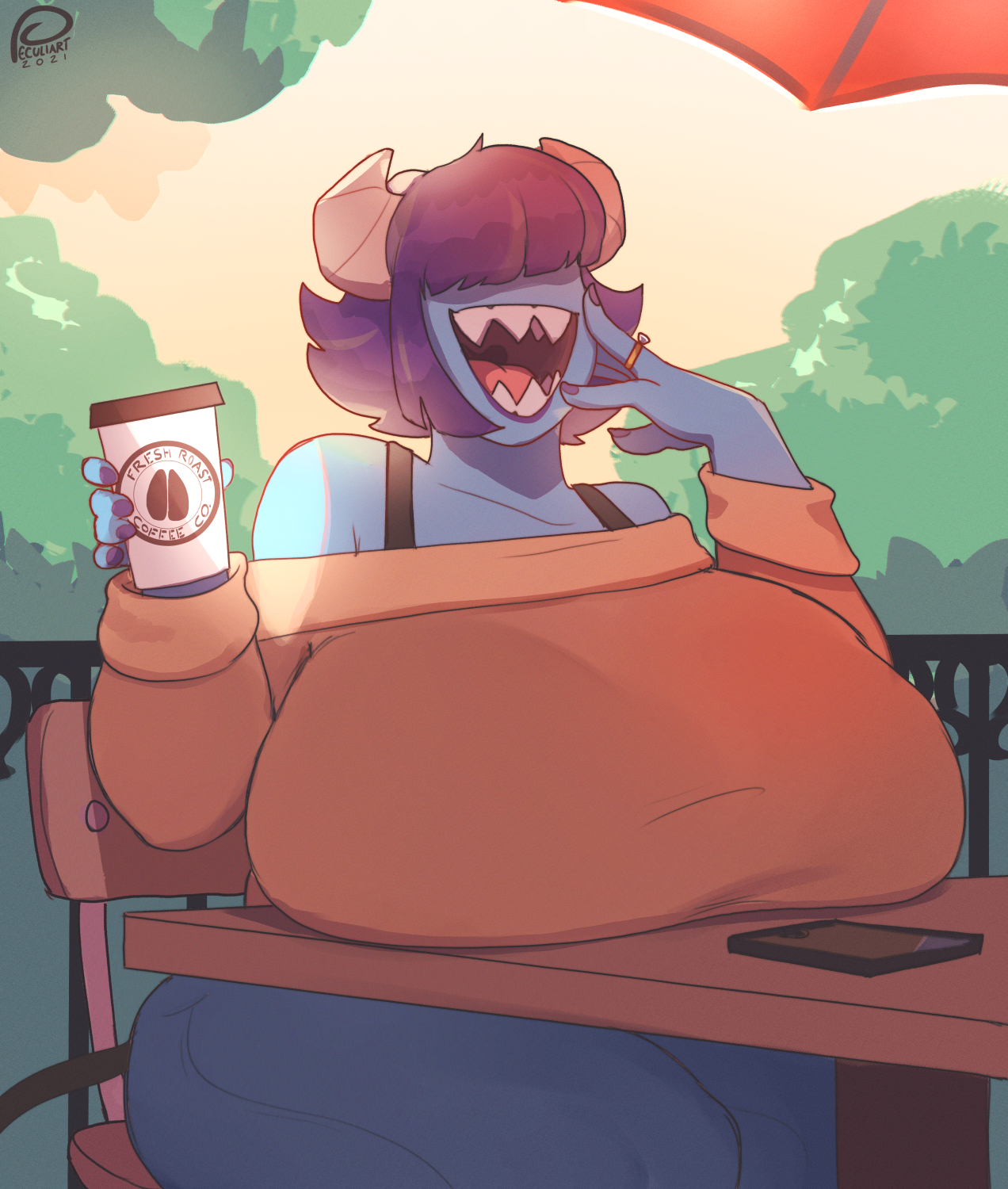 Coffee with Sue