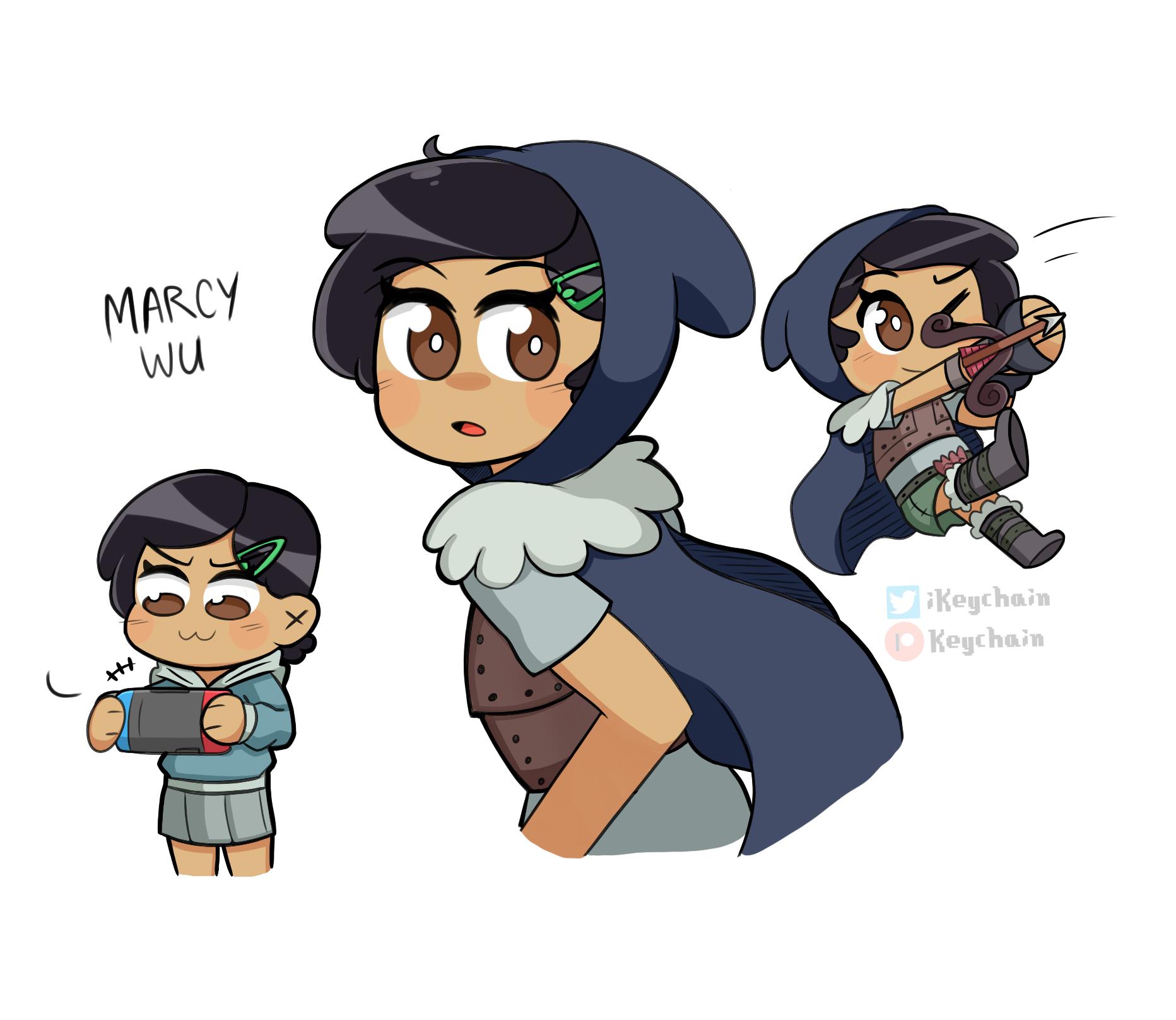 Marcy Wu