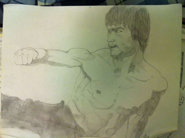 My name is Lee... Bruce Lee