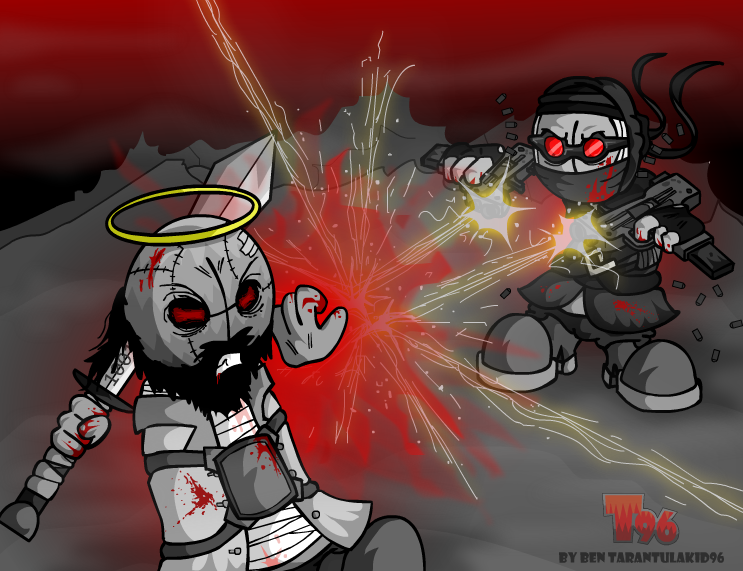 Hank vs. Jesus II