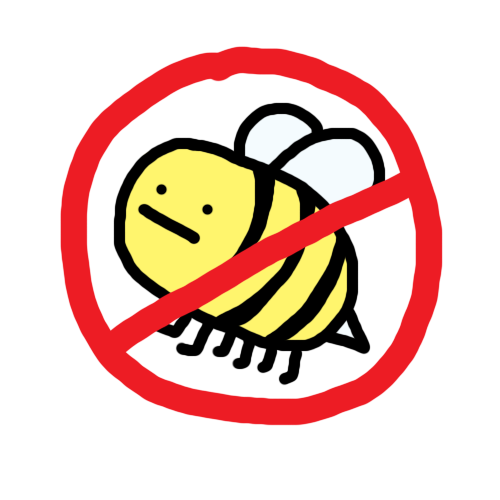 I hate Bees