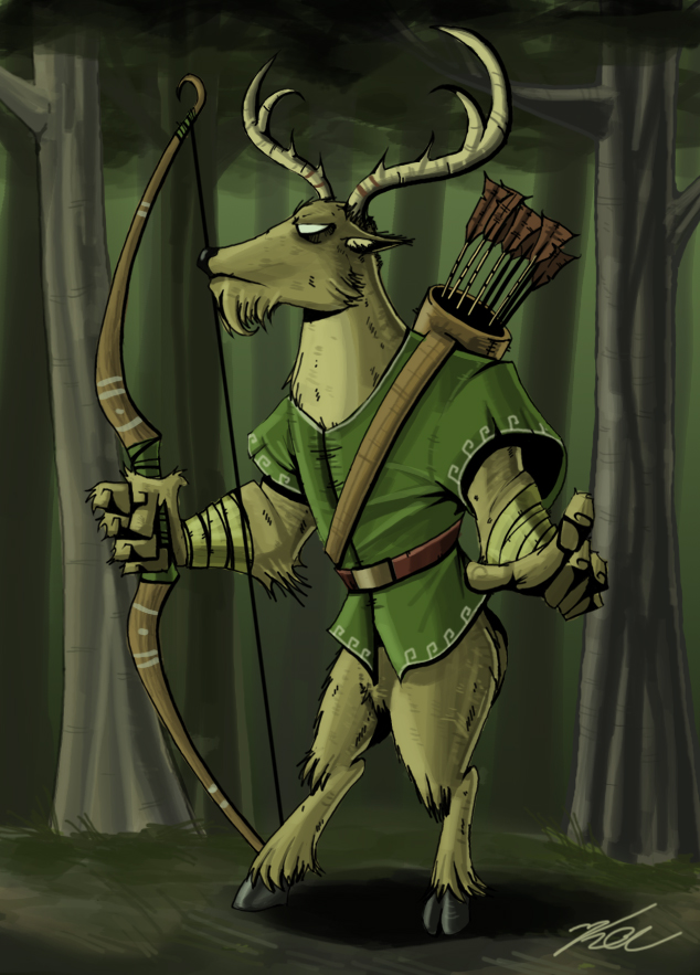 Forest Archer