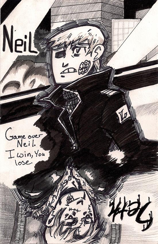 Neil and Seth