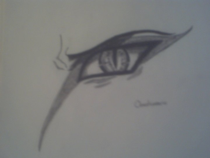 Orochimaru Eye 5/13/11