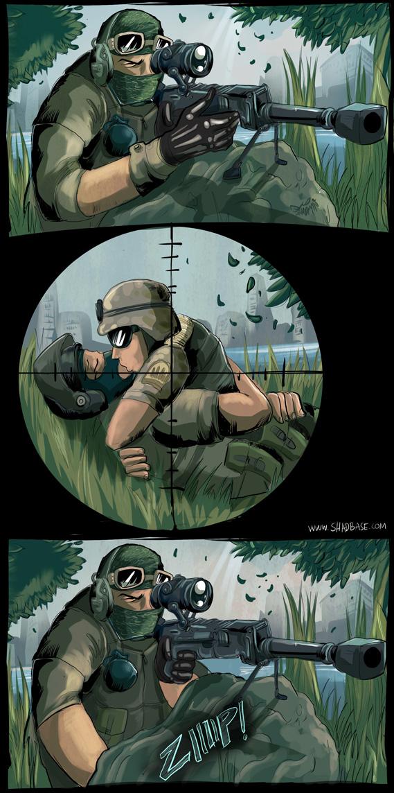 Battlefield 3 Experience