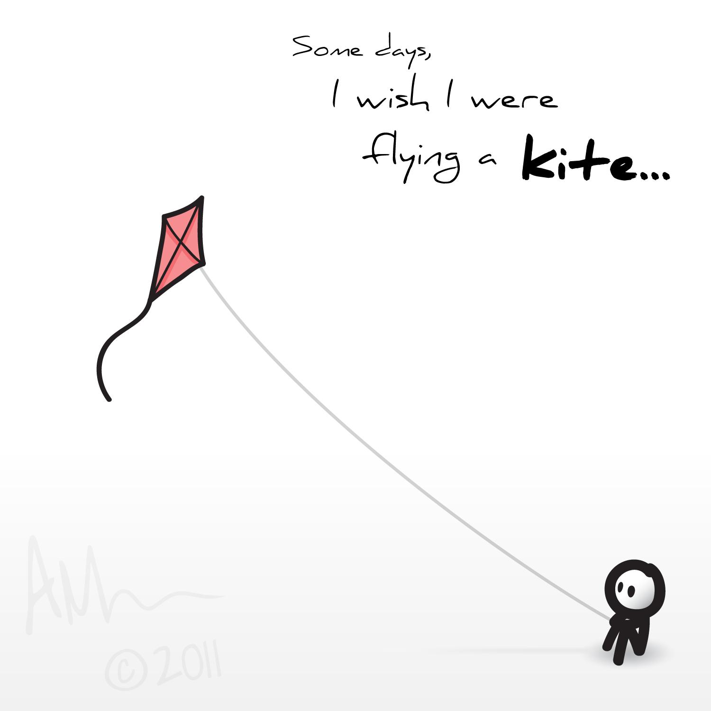 Lets Go Fly A Kite