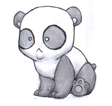 cute panda by mikeaphobia on newgrounds
