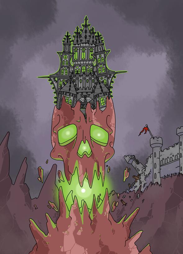 Necromancer's Castle