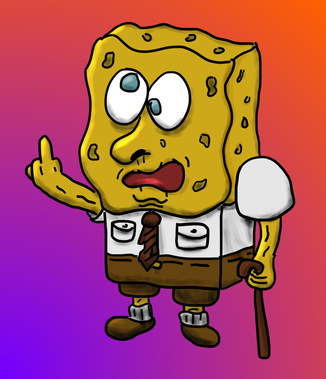 Spongebob Retirepants