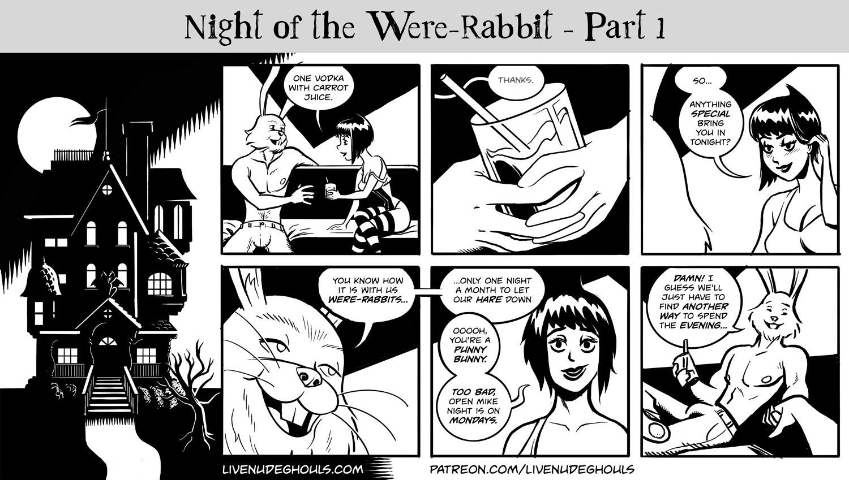 Night of the Were-Rabbit Part 1
