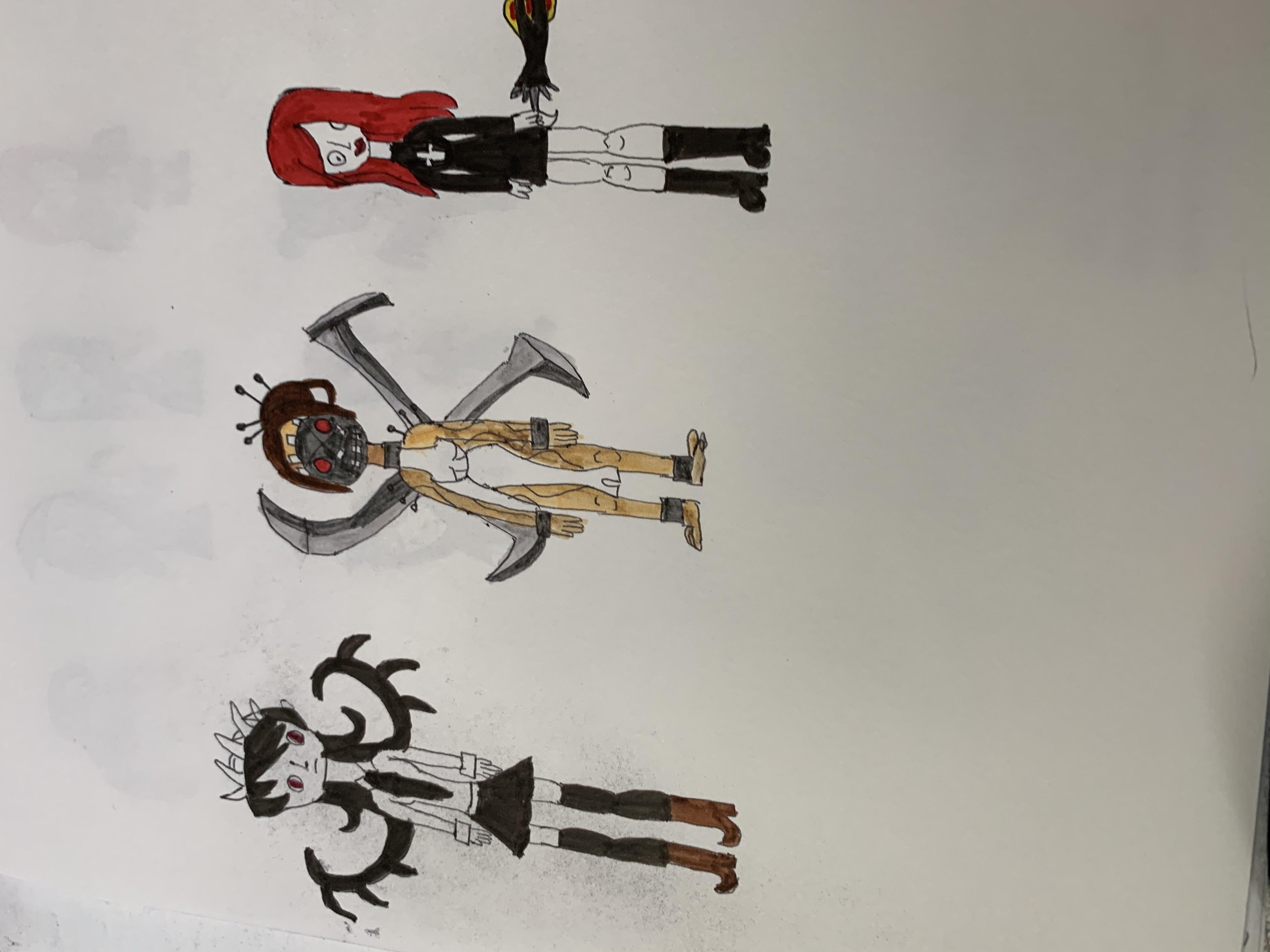 """""""Skullgirls Fanart, version 1"""""""